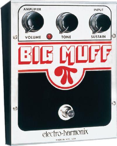 electro harmonix big muff distortion sustain guitar fx pedal stomp box. Black Bedroom Furniture Sets. Home Design Ideas